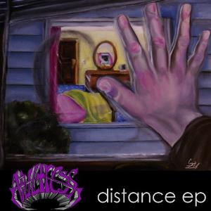 Vultress - Distance Ep CD (album) cover