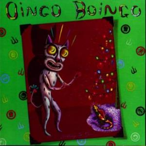 Oingo Boingo - Nothing To Fear CD (album) cover