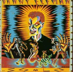 Oingo Boingo - So-lo (released As Danny Elfman) CD (album) cover