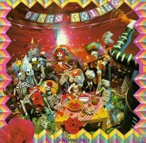 Oingo Boingo - Dead Man's Party CD (album) cover