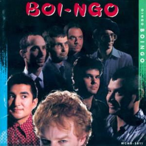 Oingo Boingo - Boi-ngo CD (album) cover