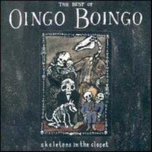 Oingo Boingo - Skeletons In The Closet CD (album) cover