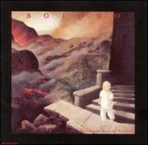Oingo Boingo - Dark At The End Of The Tunnel CD (album) cover
