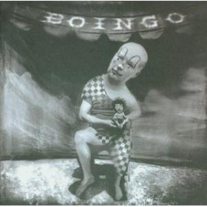 Oingo Boingo - Boingo CD (album) cover