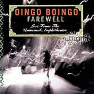 Oingo Boingo - Farewall CD (album) cover