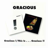 Gracious - Gracious! / This Is... Gracious!! CD (album) cover