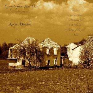 Kenny Mitchell - Excerpts From Jane Eyre CD (album) cover