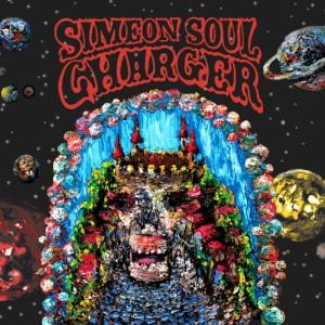 Simeon Soul Charger - Harmony Square CD (album) cover