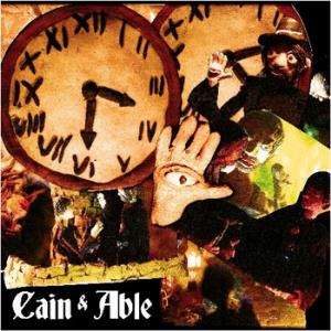 Simeon Soul Charger - Cain & Able CD (album) cover