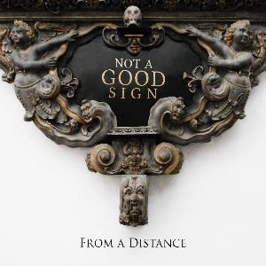 Not A Good Sign - From A Distance CD (album) cover
