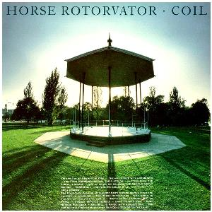 Coil - Horse Rotorvator CD (album) cover