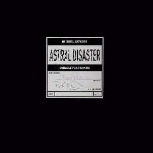 Coil - Astral Disaster CD (album) cover