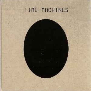 Coil - Time Machines CD (album) cover