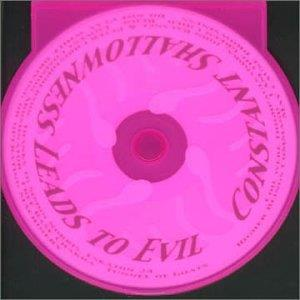 Coil - Constant Shallowness Leads To Evil CD (album) cover