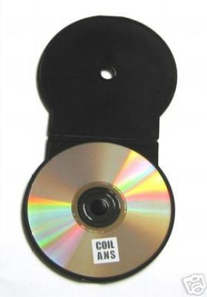 Coil - Ans CD (album) cover