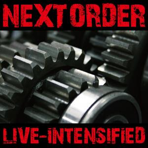 Next Order - Live-intensified CD (album) cover