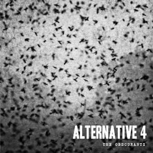 Alternative 4 - The Obscurants CD (album) cover