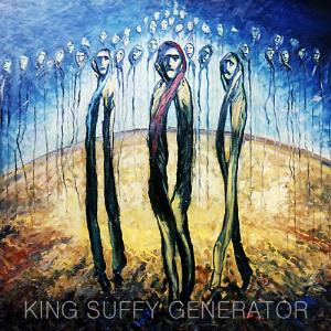 King Suffy Generator - The Fifth State CD (album) cover