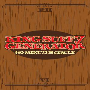 King Suffy Generator - 60 Minutes Circle CD (album) cover