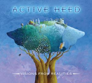 Active Heed - Visions From Realities CD (album) cover
