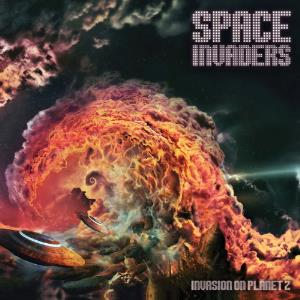 Space Invaders - Invasion On Planet Z CD (album) cover