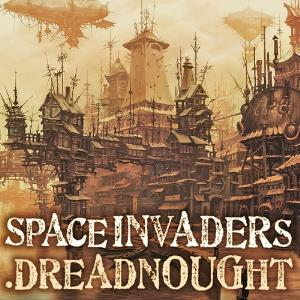 Space Invaders - Dreadnought CD (album) cover