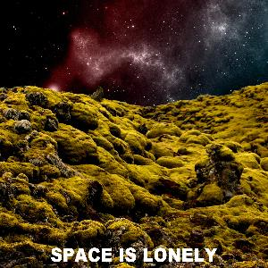 Michael Zucker - Space Is Lonely CD (album) cover