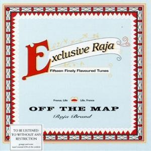 Exclusive Raja - Off The Map CD (album) cover