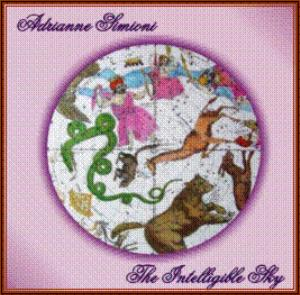 Adrianne Simioni - The Intelligible Sky CD (album) cover