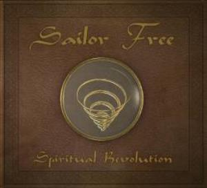 Sailor Free - Spiritual Revolution CD (album) cover