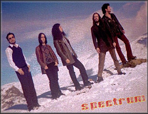 SPECTRUM image groupe band picture