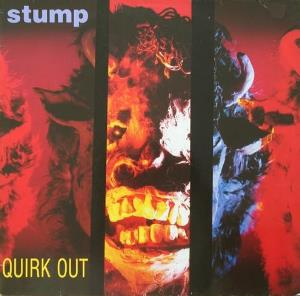 Stump - Quirk Out CD (album) cover