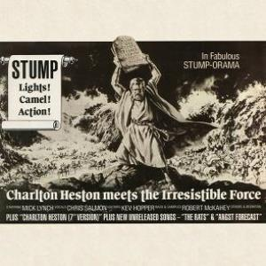 Stump - Charlton Heston CD (album) cover