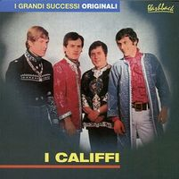I Califfi - Flashback: I Grandi Successi Originali CD (album) cover