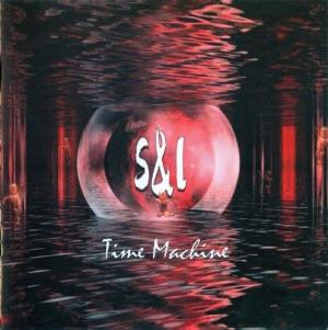 S&l - Time Machine CD (album) cover