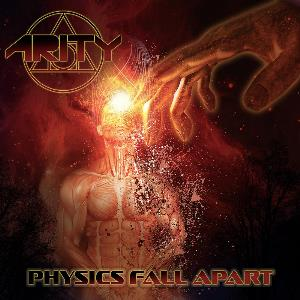 Arity - Physics Fall Apart CD (album) cover
