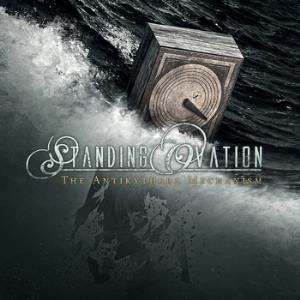 Standing Ovation - The Antikythera Mechanism CD (album) cover