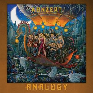 ANALOGY - Konzert CD album cover
