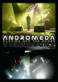 Andromeda - Playing Off The Board DVD (album) cover