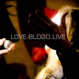 Transport Aerian - Love.blood.live CD (album) cover