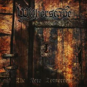 Witherscape - The New Tomorrow CD (album) cover