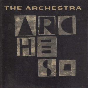 The Archestra - Arches CD (album) cover