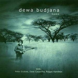 Dewa Budjana - Home CD (album) cover