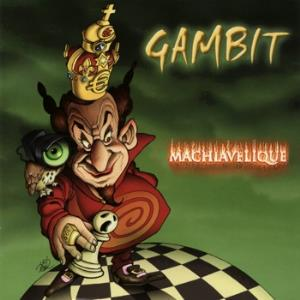 Gambit - Machiavelique CD (album) cover
