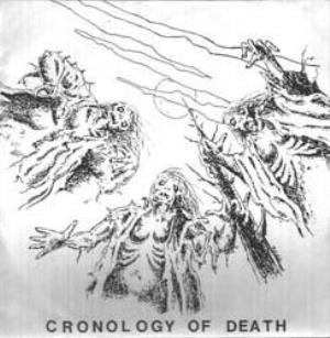 Carbonized - Cronology Of Death CD (album) cover