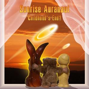 Sunrise Auranaut - Childhood's End CD (album) cover