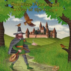 Sunrise Auranaut - Way Of The King CD (album) cover