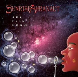 Sunrise Auranaut - The First Cosmic CD (album) cover