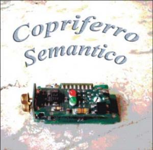 Habelard2 - Copriferro Semantico CD (album) cover