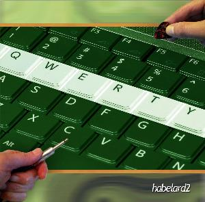 Habelard2 - Qwerty CD (album) cover